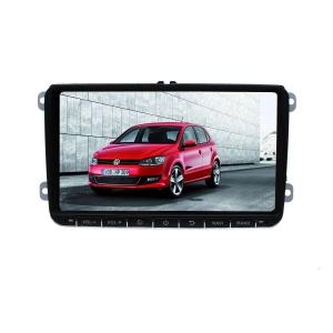Штатное головное устройство Volkswagen Polo, Jetta, Passat, Tiguan LeTrun 3093 KD Android 9.x MTK-L 2+32 Gb