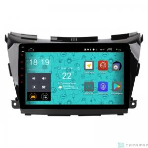 Штатная магнитола Parafar 4G/LTE с IPS матрицей для Nissan Murano 3, Z52 на Android 7.1.1 (PF979)
