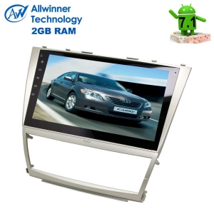 Штатная магнитола Toyota Camry 2006-2011 LeTrun 2227 ZH Android 7.1 Alwinner T3
