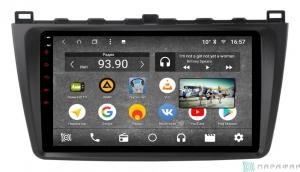 Штатная магнитола Parafar с IPS матрицей для Mazda 6 2007-2012 на Android 8.1.0 (PF012K)
