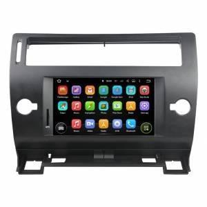Carmedia KD-7247-B Головное устройство на Android 5.1.1 для Citroen C4 2004-2011
