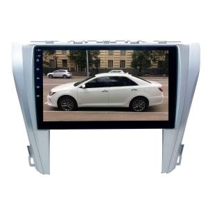 Штатная магнитола для Toyota Camry XV55 с 2014 года LeTrun 3108-2509 10 дюймов KD Android 8.x MTK 4G 2.5D 2+16 Gb