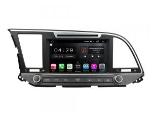 Штатная магнитола FarCar s200+ для Hyundai Elantra на Android (A581)