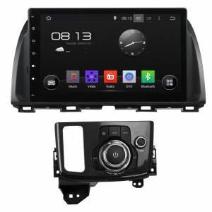 Carmedia KD-1065 Головное устройство на Android 5.1.1 (обновление до версии 7.1) для Mazda CX-5 2011-2016 с поддержкой всех штатных функций