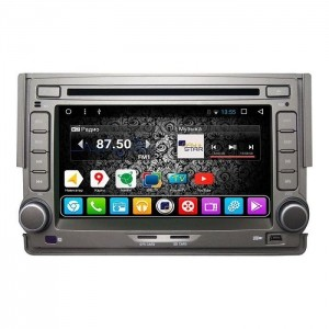 Штатное головное устройство DAYSTAR DS-7001HD Hyundai H1 ANDROID 8.1.0
