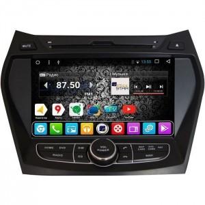 Штатное головное устройство Hyundai Santa FE 2013+ на ОС ANDROID 6