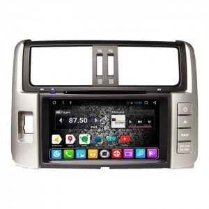 Штатное головное устройство DAYSTAR DS-7041HD Для Toyota Prado 150 до 2013г ANDROID 9