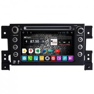 Штатное головное устройство DAYSTAR DS-7046HD ДЛЯ Suzuki Grand Vitara ANDROID 7.1.2