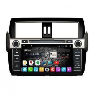Штатное головное устройство DAYSTAR DS-7047HD Для Toyota Prado 150 2013+г ANDROID 9