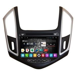 Штатное головное устройство DAYSTAR DS-7049HD Chevrolet Cruze 2013+ ANDROID 9