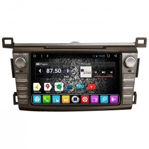 Штатное головное устройство DAYSTAR DS-7055HD ДЛЯ Toyota RAV4 2013 ANDROID 7.1.2