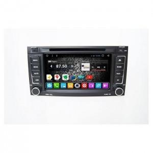Штатное головное устройство DAYSTAR DS-7081HD ДЛЯ Volkswagen TOUAREG (2002-2010), MULTIVAN T5 (2008-) + ANDROID 9