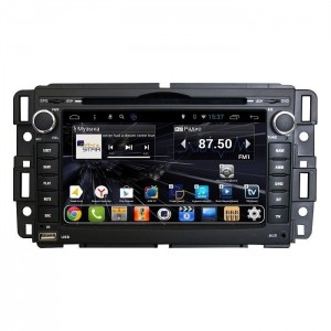 Штатное головное устройство DAYSTAR DS-7118HD Chevrolet Tahoe 2013+ ANDROID 6.0.1