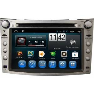 Carmedia QR-7025 Головное устройство на Android 6.0.1 для Subaru Legacy 2009-11/Outback 2009-11