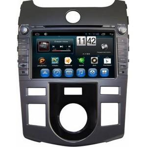 Carmedia QR- 8021 Головное устройство на Android 6.0.1 для Kia Cerato II 2008-2013 (TD) с климат-контролем
