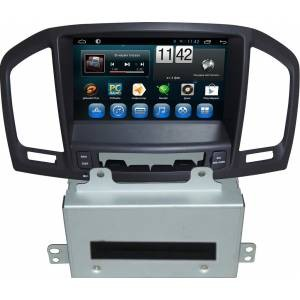 Carmedia QR-8035-bl Головное устройство на Android 6.0.1 для Opel / Buick Insignia 2009–2013 дорестайл, взамен CD300 и CD400, черный