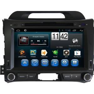 CARMEDIA QR-8038 Головное устройство на Android 6.0.1 для Kia Sportage R