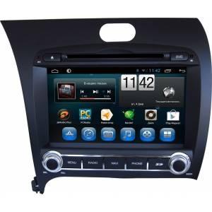 Carmedia QR-8050 Головное устройство на Android 6.0.1 для Kia Cerato III 2013+