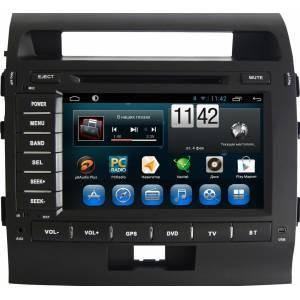 Carmedia QR-8001 Головное устройство на Android 6.0.1 для Toyota Land Cruiser 200 2007-2015 Elegance