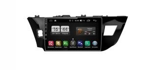 Штатная магнитола FarCar s175 для Toyota Corolla на Android (L307R)
