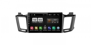 Штатная магнитола FarCar s175 для Toyota Rav4 на Android (L468R)