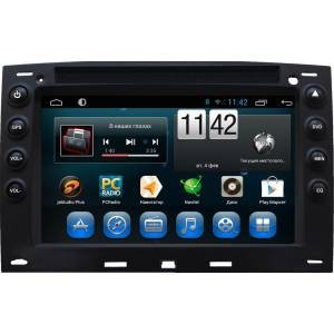 Carmedia QR-7070 Головное устройство на Android 6.0.1 для Renault Megane