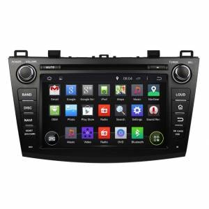 Carmedia KD-8003 Головное устройство на Android 5.1.1 для Mazda 3 2009-2013