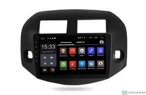Штатная магнитола Parafar с IPS матрицей для Toyota RAV4 на Android 6.0 (PF018Lite)