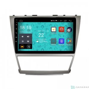 Штатная магнитола Parafar 4G/LTE с IPS матрицей для Toyota Camry v40 2006-2011 на Android 7.1.1 (PF064)