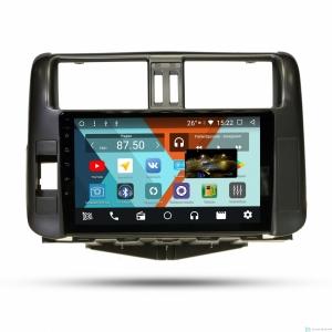 Штатная магнитола Parafar с IPS матрицей для Toyota Land Cruiser Prado 150 на Android 8.1.0 (PF065K)