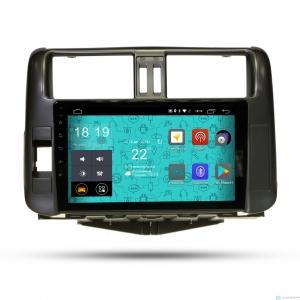 Штатная магнитола Parafar с IPS матрицей для Toyota Land Cruiser Prado 150 на Android 6.0 (PF065Lite)