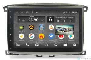 Штатная магнитола Parafar с IPS матрицей для Toyota Land Cruiser 100 на Android 7.1.2 (PF457K)