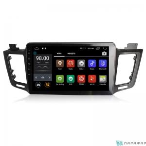 Штатная магнитола Parafar с IPS матрицей для Toyota Rav4 на Android 6.0 (PF468Lite)