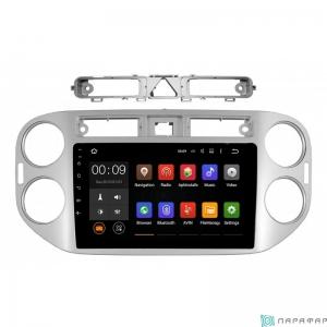 Штатная магнитола Parafar с IPS матрицей для Volkswagen Tiguan 2013-2015 на Android 6.0 (PF489Lite)