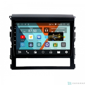 Штатная магнитола Parafar с IPS матрицей для Toyota Land Cruiser 200 на Android 8.1.0 (PF567K)