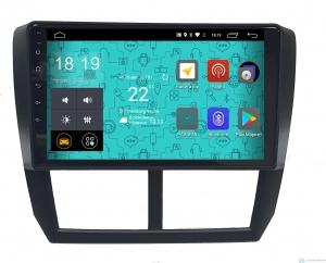 Штатная магнитола Parafar 4G/LTE с IPS матрицей для Subaru Forester 2008-2013 на Android 7.1.1 (PF636)