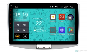 Штатная магнитола Parafar на VW Passat B7 (2012-2016) Android 6.0 (PF901Lite)