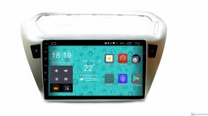 Штатная магнитола Parafar 4G/LTE с IPS матрицей для Peugeot 301 на Android 7.1.1 (PF991)