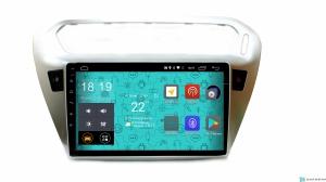 Штатная магнитола Parafar с IPS матрицей для Peugeot 301 на Android 6.0 (PF991Lite)