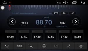 Штатная магнитола FarCar s300 для Ford Focus 3 на Android (RL150/501R)