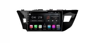 Штатная магнитола FarCar s300 для Toyota Corolla на Android (RL307R)