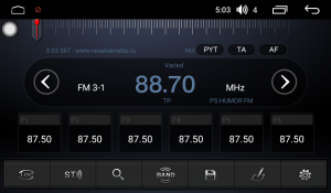 Штатная магнитола FarCar s300 для Mazda CX-5 на Android (RL2007R)