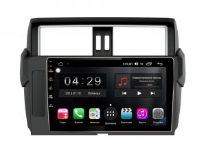 Штатная магнитола FarCar s300 для Toyota Land Cruiser Prado 150 на Android (RL1053R)