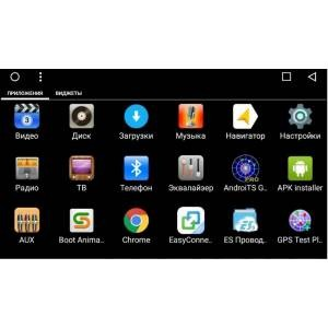 CARMEDIA QR-7061 Головное устройство на Android 6.0.1 4 для Ssangyong Kyron Action Korando