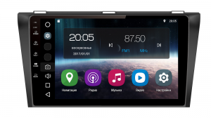 Штатная магнитола FarCar s200 для Mazda 3 на Android (V034R-DSP)