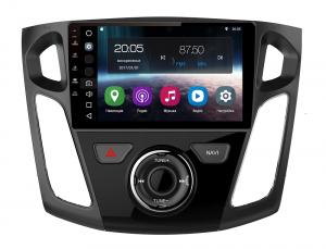 Штатная магнитола FarCar s200 для Ford Focus 3 на Android (V150/501R-DSP)