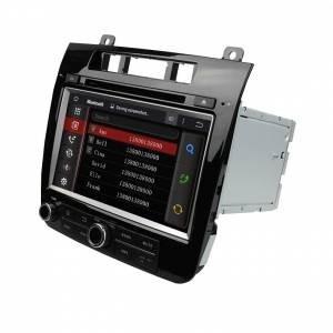 Carmedia KD-8009 Головное устройство на Android 5.1.1 (обновление до версии 7.1) для VW Touareg 2011-2014