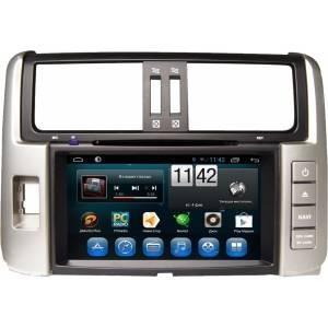 Carmedia QR-8005 Головное устройство на Android 6.0.1 для Toyota LC Prado 150 2009-2013
