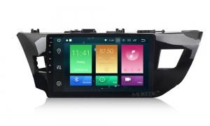 Штатная магнитола Carmedia MKD-1035-P5-8 Corolla 2013+