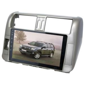 Штатная магнитола для Toyota Prado 150 2009-2013 LeTrun 1863-2978 9 дюймов VT MP5